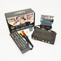 Т2 тюнер DVB-T2, просмотр телепередач IPTV, Youtube