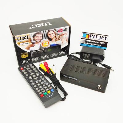 Тюнер с интернетом для Т2, просмотр телепередач, IPTV, Youtube