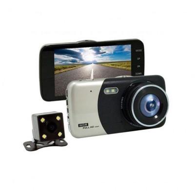 Автомобильный видеорегистратор DVR CT 503 / z14a с двумя камерами