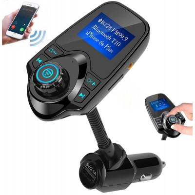 FM трансмиттер автомобильный A30 BT