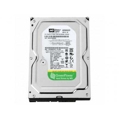 Жесткий диск WD, Hitachi, Seagate, 500Gb, 6 мес. гарантии, новый