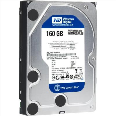 Жесткий диск Hitachi, Seagate, WD 160Gb, 6 мес. гарантии, новый