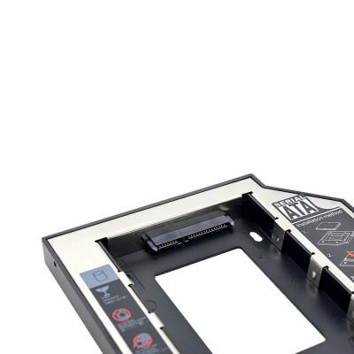 hdd вместо dvd в ноутбуке, толщина 12,7 мм