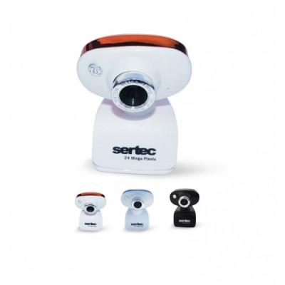 Веб-камера Sertec PC-119  с микрофоном
