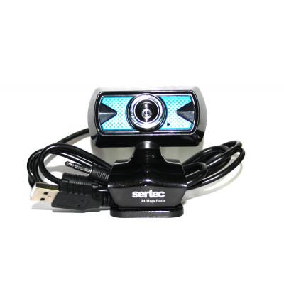 Веб камера Sertec PC-120