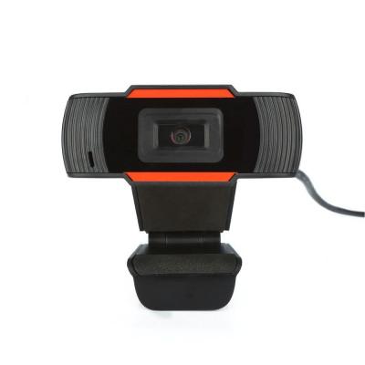 720p веб камера с удобным креплением и длинным проводом