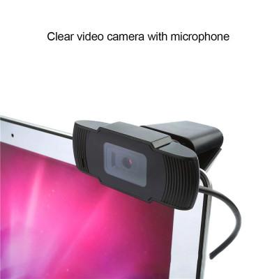 720p Web камера зі зручним кріпленням і довгим проводом