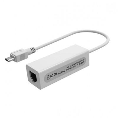 Micro Usb to LAN сетевая карта