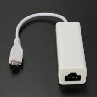 Micro Usb to LAN мережева карта