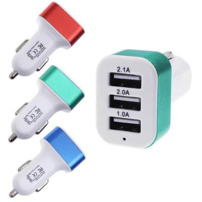 Smart mini зарядка в прикуриватель usb
