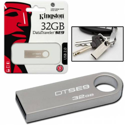 Флеш-накопитель Kingston SE9, 32GB