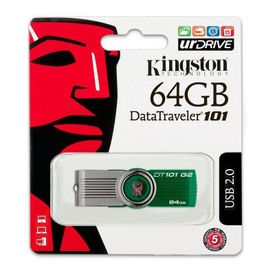 Флешка 64 Гб USB, Kingston, Transcend, SanDisk