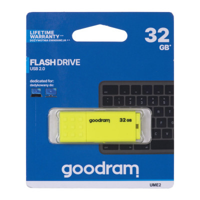 Флешка Goodram UME2, Color MIX, Twist USB 2.0