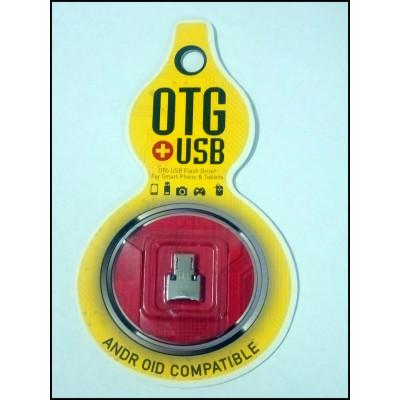 Адаптер OTG micro USB YHL-888