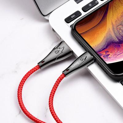 Hoco U75 магнитный кабель с возможностью передачи данных