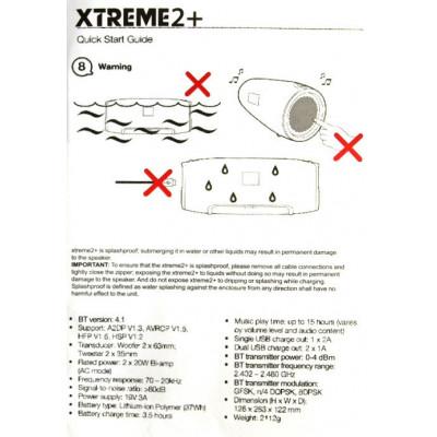Колонка портативна JBL Xtreme 2 BIG