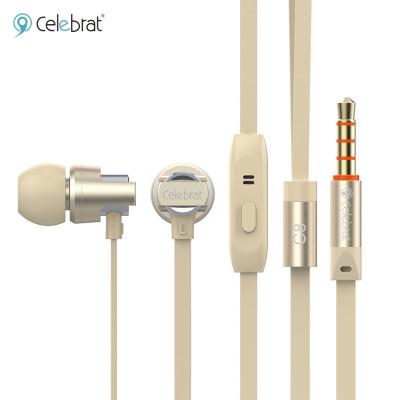 Наушники Celebrat C8 с высоким качеством звука и чувствительным микрофоном