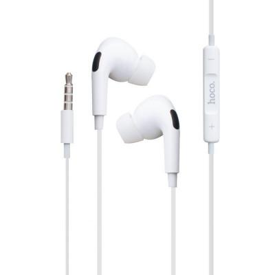 Hoco M1 Pro оригінальні вакуумні навушники з мікрофоном