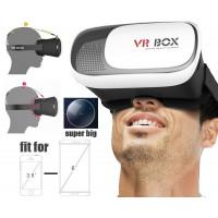 Классные 3D Очки виртуальной реальности VR BOX + Пульт