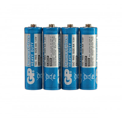 Батарейка GP PowerPlus Heavy Duty 24C S2 (R03, size AAA) 1.5V