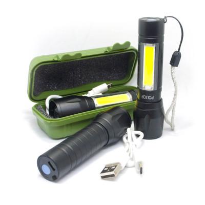 Bailong BL-511 ручной фонарь с аккумулятором