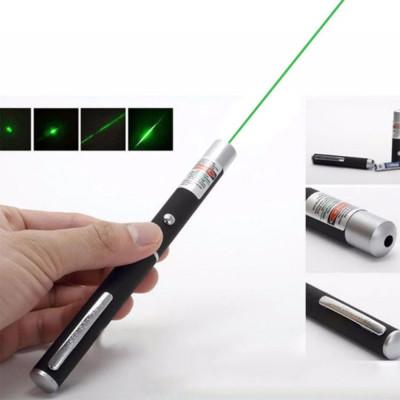 Мощная аккумуляторная лазерная указка