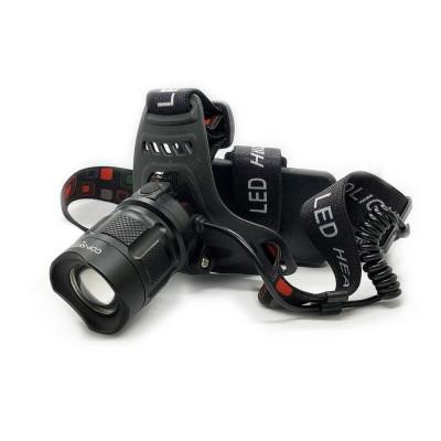 Bailong BL-T32 P50 на лобный аккумуляторный фонарь 2x18650