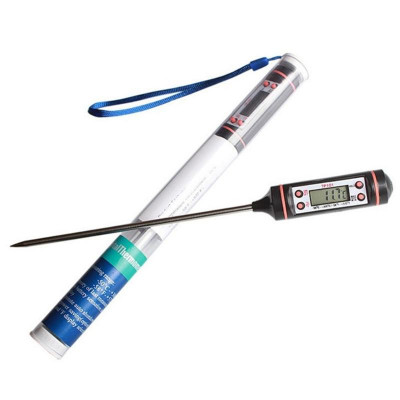 Кухонный цифровой термометр JR 01, термометр для еды
