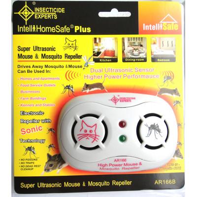 Отпугиватель мышей и насекомых Super Ultrasonic