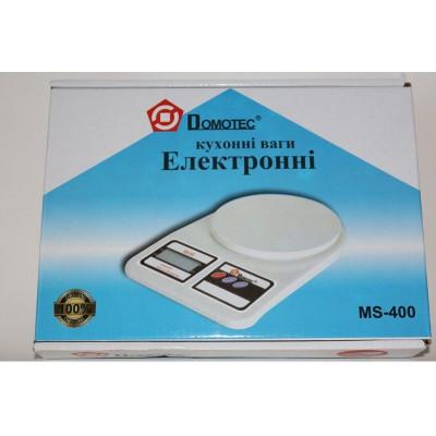 Весы DomotecACS MS 400 до 10kg