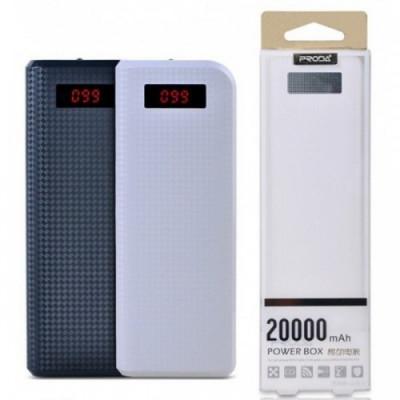 Портативный аккумулятор Remax Proda 20000mAh
