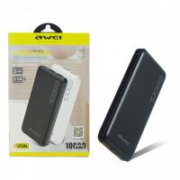 Awei P28K 10000mAh внешний аккумулятор