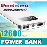 Повербанк REDDAX RDX-225 емкость 12600 mAh