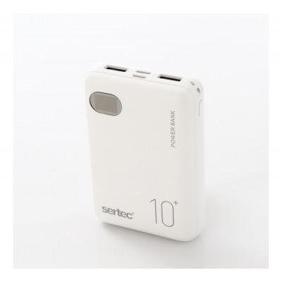 Батарея универсальная Sertec ST-2064 емкость 10000 mAh