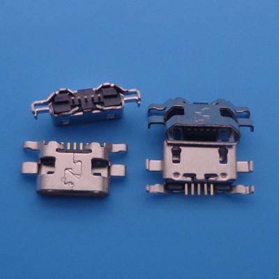 Разъем micro USB №46 для Motorola Moto C Plus XT1723 XT1724