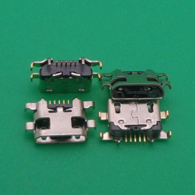 Разъем micro USB №47 для Lenovo A6020i36, K5, K800
