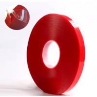 Двухсторонний скотч для телефонов 6 мм на 0,5 мм, 3 м.
