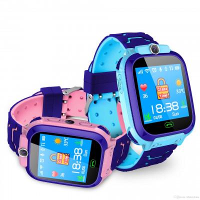 Детские смарт-часы S9 с GPS