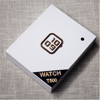 Смарт часы T500 самые популярные,  для тех кто хочет быть на высоте