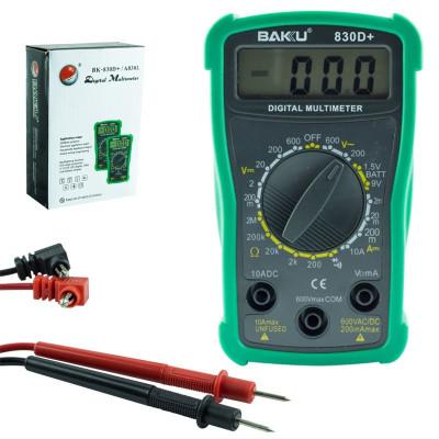 Качественный мультиметр BAKU BK-830D