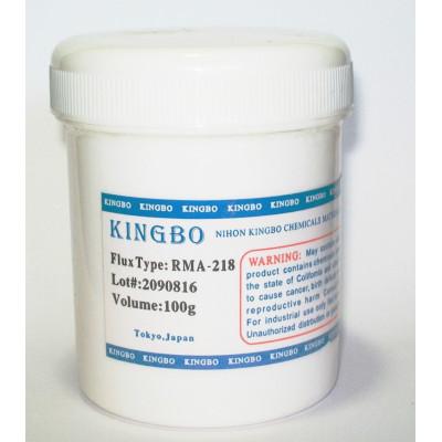 ORIGINAL флюс для BGA пайки Kingbo RMA-218, шприц 10 мл.