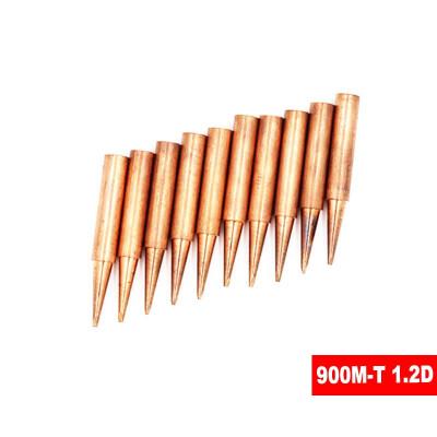 Жало для паяльника 900M-T 1.2D, медь