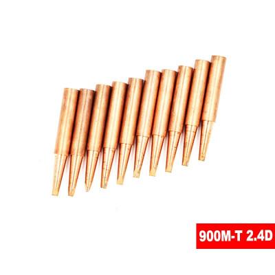 Жало для паяльника 900M-T 2.4D, медь