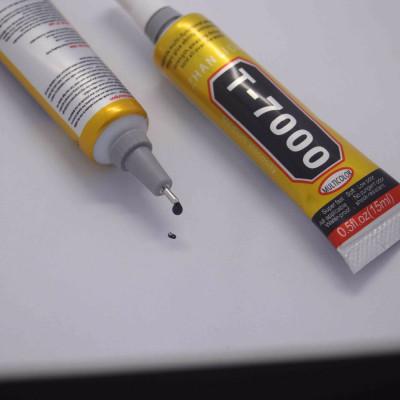 Клей T7000 15 мл цвет черный