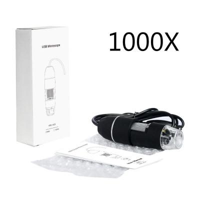 USB цифровой микроскоп 50x, 500х, эндоскоп