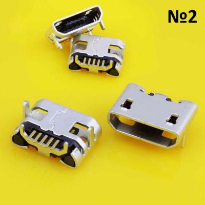 Роз'єми micro USB №02