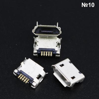 Micro usb разъем №10 Prestigio, PiPO, Alcatel