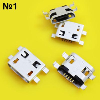 Роз'єми micro USB №01