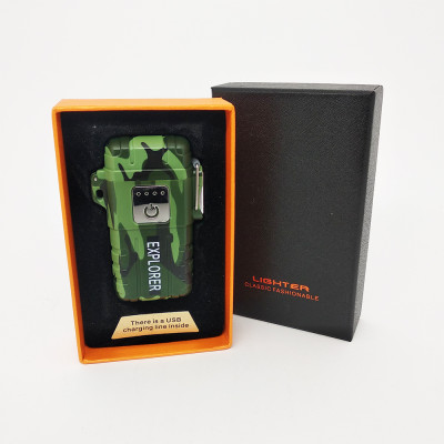 USB зажигалка Lighter JL317 Explorer